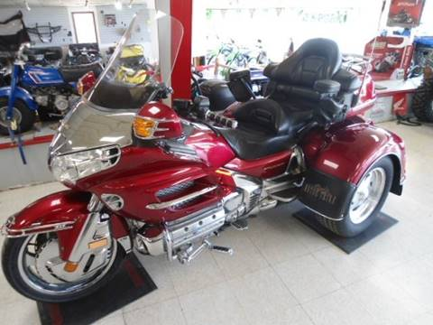 2003 Honda Goldwing for sale in Sheldon, IA
