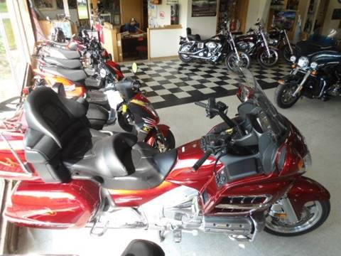 2010 Honda Goldwing