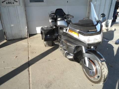 1988 Honda Goldwing 1500 Trike for sale in Sheldon, IA
