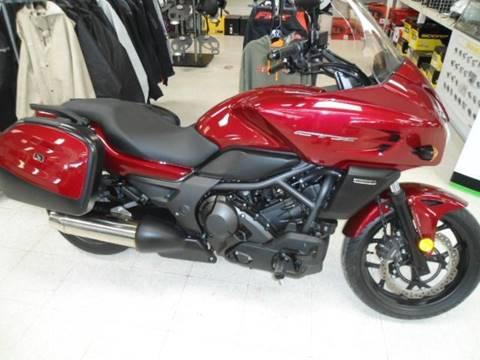 2014 Honda CTX700 for sale in Sheldon, IA