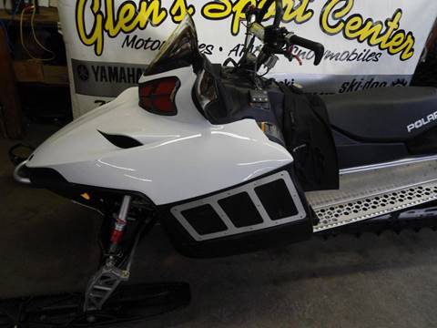 2010 Polaris Dragon 800 RMK for sale in Sheldon, IA