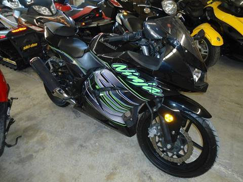 2012 Kawasaki Ninja 250R for sale in Sheldon, IA