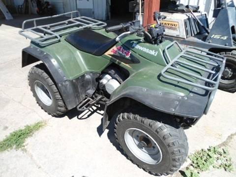 1998 Kawasaki KLF300 for sale in Sheldon, IA