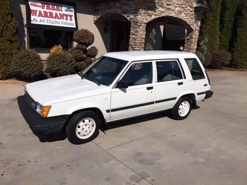 1985 toyota tercel for sale