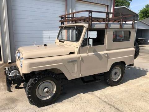 1965 Nissan Patrol for sale at Hoyle Auto Sales in Taylorsville NC