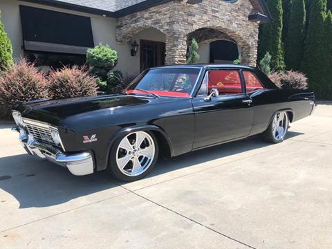 1966 Chevrolet Biscayne for sale in Taylorsville, NC