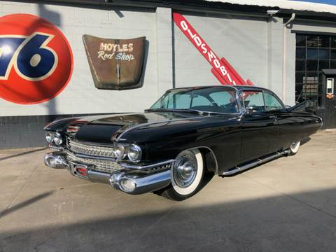 1959 Cadillac DeVille for sale in Taylorsville, NC