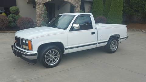 1989 GMC Sierra 1500 Classic for sale in Taylorsville, NC