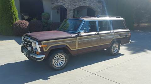 1987 Jeep Grand Wagoneer for sale in Taylorsville, NC