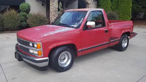 1988 Chevrolet C K 1500 Series For Sale In Taylorsville Nc