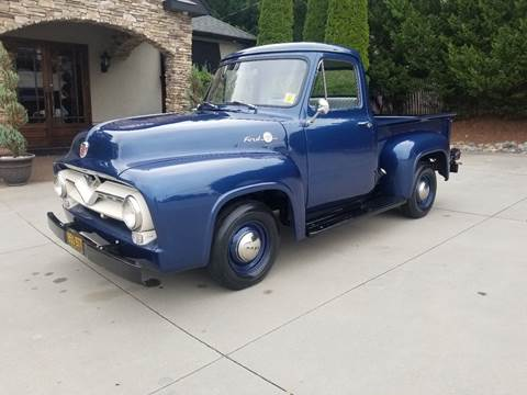 1955 Ford F-100 for sale in Taylorsville, NC