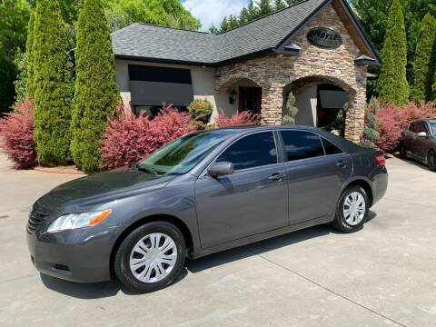 2009 Toyota Camry for sale at Hoyle Auto Sales in Taylorsville NC