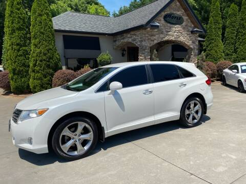 2012 Toyota Venza for sale at Hoyle Auto Sales in Taylorsville NC