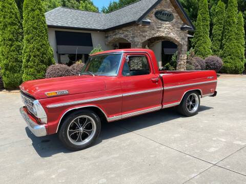 1969 Ford Ranger for sale at Hoyle Auto Sales in Taylorsville NC