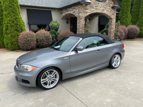 2012 BMW 1 Series for sale at Hoyle Auto Sales in Taylorsville NC