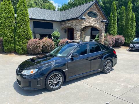 2013 Subaru Impreza for sale at Hoyle Auto Sales in Taylorsville NC