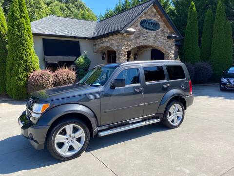 2011 Dodge Nitro for sale at Hoyle Auto Sales in Taylorsville NC
