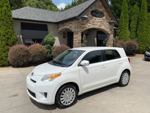 2012 Scion xD for sale at Hoyle Auto Sales in Taylorsville NC