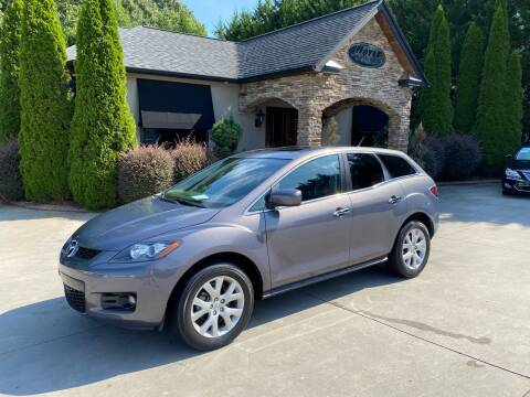 2007 Mazda CX-7 for sale at Hoyle Auto Sales in Taylorsville NC
