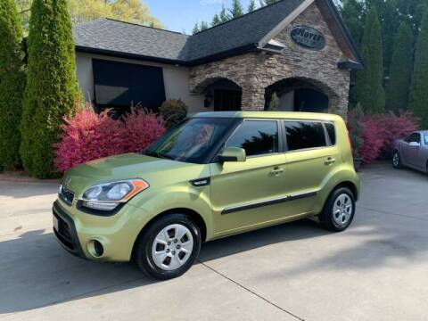 2012 Kia Soul for sale at Hoyle Auto Sales in Taylorsville NC