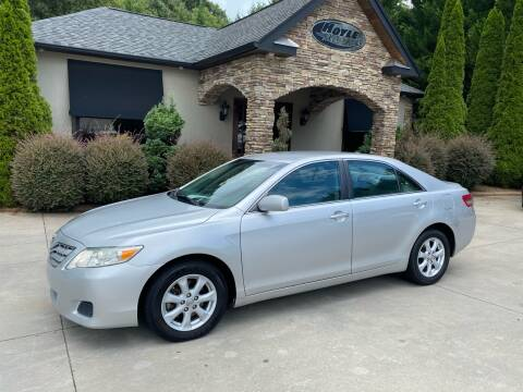 2011 Toyota Camry for sale at Hoyle Auto Sales in Taylorsville NC