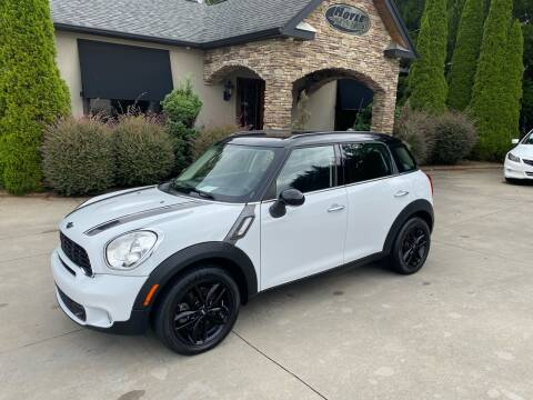 2013 MINI Countryman for sale at Hoyle Auto Sales in Taylorsville NC