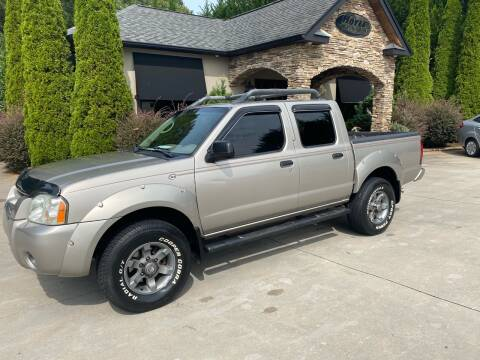 2003 Nissan Frontier for sale at Hoyle Auto Sales in Taylorsville NC