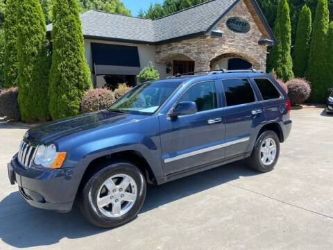 2010 Jeep Grand Cherokee for sale at Hoyle Auto Sales in Taylorsville NC