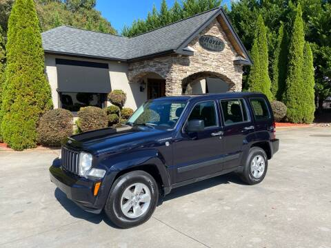 2011 Jeep Liberty for sale at Hoyle Auto Sales in Taylorsville NC