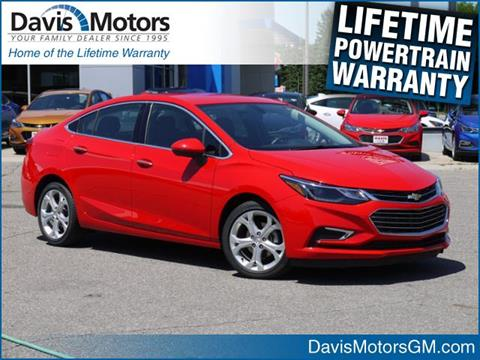 2017 Chevrolet Cruze for sale in Litchfield, MN