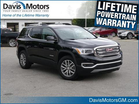 2017 GMC Acadia for sale in Litchfield, MN