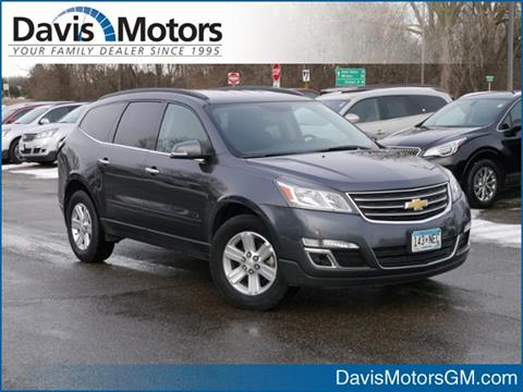 2013 Chevrolet Traverse For Sale In Minnesota