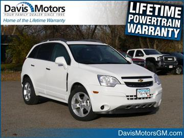 2014 Chevrolet Captiva Sport for sale in Litchfield, MN
