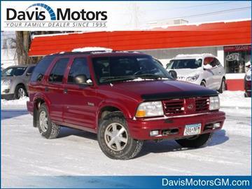 1998 Oldsmobile Bravada for sale in Litchfield, MN