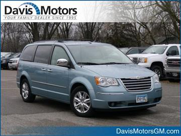 2009 Chrysler Town and Country for sale in Litchfield, MN