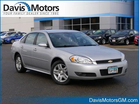 2010 Chevrolet Impala for sale in Litchfield, MN