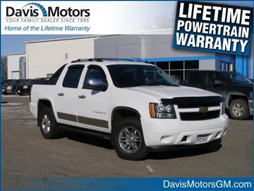 2012 Chevrolet Avalanche for sale in Litchfield, MN