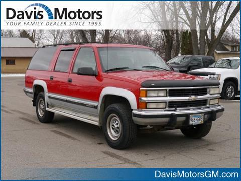 1994 Chevrolet Suburban for sale in Litchfield, MN