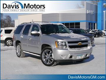 2014 Chevrolet Tahoe for sale in Litchfield, MN