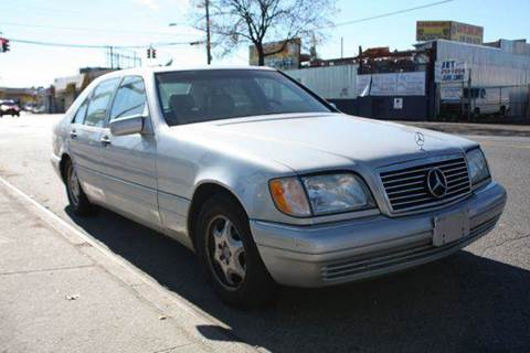 1999 Mercedes-Benz S-Class for sale in Brooklyn, NY