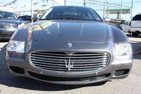 2005 Maserati Quattroporte for sale in Brooklyn, NY