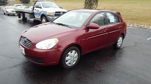 2009 Hyundai Accent for sale at TIM'S ALIGNMENT & AUTO SVC in Fond Du Lac WI
