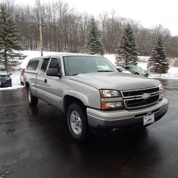 2006 Chevrolet Silverado 1500 for sale at TIM'S ALIGNMENT & AUTO SVC in Fond Du Lac WI