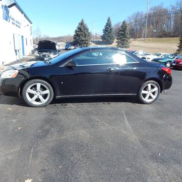 2008 Pontiac G6 for sale at TIM'S ALIGNMENT & AUTO SVC in Fond Du Lac WI