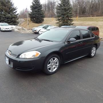 2016 Chevrolet Impala Limited for sale at TIM'S ALIGNMENT & AUTO SVC in Fond Du Lac WI