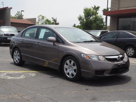 2010 Honda Civic for sale in Corona, CA