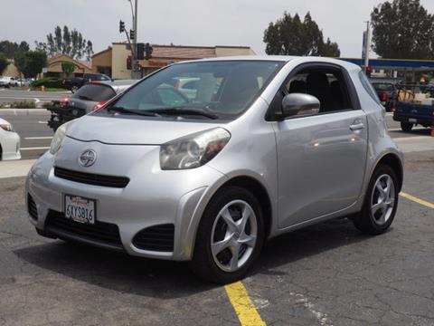 2013 Scion iQ for sale in Corona, CA