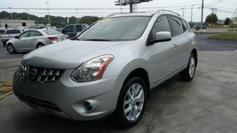 2011 Nissan Rogue for sale at Moores Auto Sales in Greeneville TN