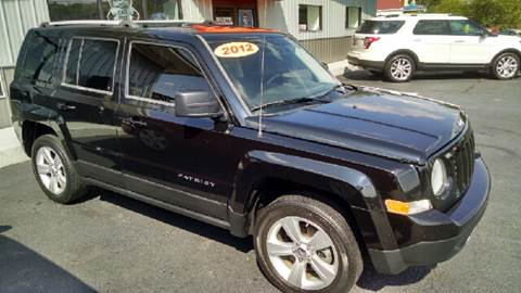 2012 Jeep Patriot for sale at Moores Auto Sales in Greeneville TN