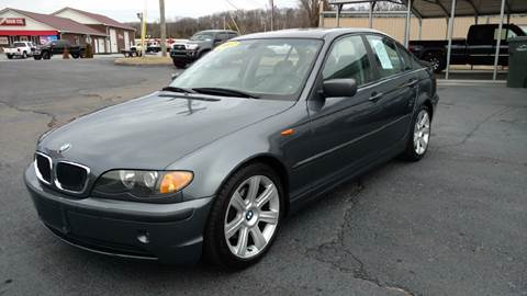 2003 BMW 3 Series for sale at Moores Auto Sales in Greeneville TN